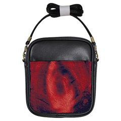 Blood Waterfall Girl s Sling Bag by LokisStuffnMore