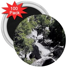Yosemite National Park 3  Magnet (100 Pack) by LokisStuffnMore