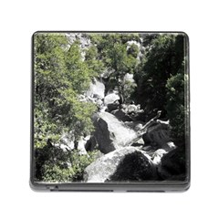 Yosemite National Park Memory Card Reader With Storage (square)