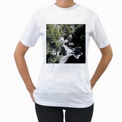 Yosemite National Park Women s T Shirt (white)  by LokisStuffnMore