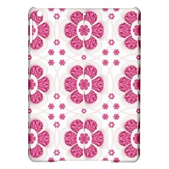 Sweety Pink Floral Pattern Apple Ipad Air Hardshell Case by dflcprints