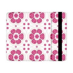 Sweety Pink Floral Pattern Samsung Galaxy Tab Pro 8 4  Flip Case by dflcprints