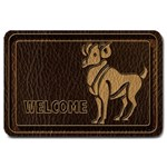 Aries Large Doormat