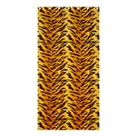 Just Tiger Shower Curtain 36  x 72  (Stall)