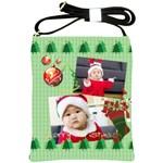 merry christmas - Shoulder Sling Bag