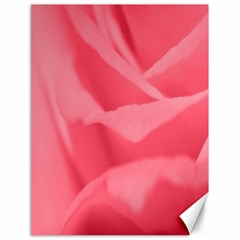 Pink Silk Effect  Canvas 18  X 24  (unframed) by Colorfulart23