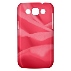 Pink Silk Effect  Samsung Galaxy Win I8550 Hardshell Case