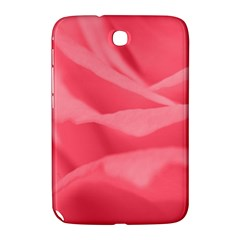 Pink Silk Effect  Samsung Galaxy Note 8 0 N5100 Hardshell Case  by Colorfulart23