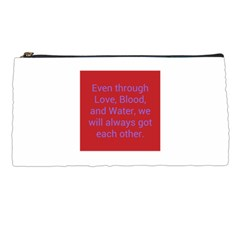 A Bff s Promise Pencil Case by FunandMagical
