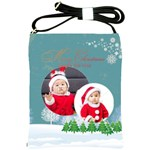 merry christmas - Shoulder Sling Bag