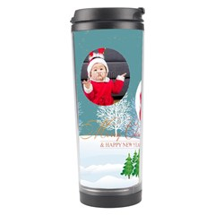 Merry Christmas By Xmas   Travel Tumbler   Eu9c6h3wktvi   Www Artscow Com Left