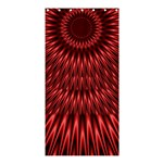 Red Lagoon Shower Curtain 36  x 72  (Stall)