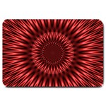Red Lagoon Large Doormat
