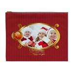 merry christmas - Cosmetic Bag (XL)
