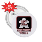 12th Gamer Button - 2.25  Button (10 pack)