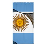 Argentina Shower Curtain 36  x 72  (Stall)