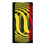Belgium Shower Curtain 36  x 72  (Stall)