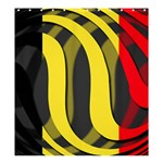 Belgium Shower Curtain 66  x 72  (Large)