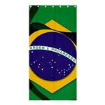 Brazil Shower Curtain 36  x 72  (Stall)