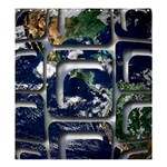 Earth Shower Curtain 66  x 72  (Large)