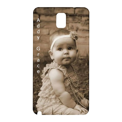 Note3 By Ryan Mayfield   Samsung Galaxy Note 3 N9005 Hardshell Back Case   Mhgijj5d1nox   Www Artscow Com Front