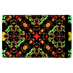 Intense Floral Refined Art Print Apple Ipad 2 Flip Case by dflcprints