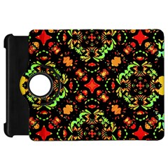 Intense Floral Refined Art Print Kindle Fire Hd 7  (1st Gen) Flip 360 Case by dflcprints