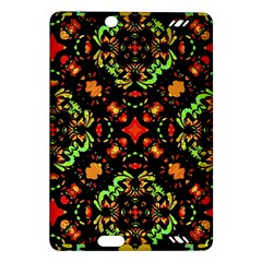 Intense Floral Refined Art Print Kindle Fire Hd 7  (2nd Gen) Hardshell Case by dflcprints