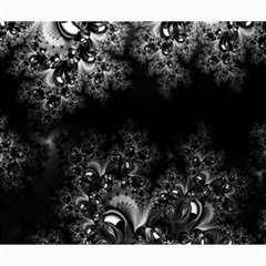 Midnight Frost Fractal Canvas 20  X 24  (unframed) by Artist4God