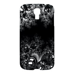 Midnight Frost Fractal Samsung Galaxy S4 I9500/i9505 Hardshell Case by Artist4God