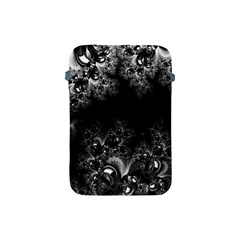 Midnight Frost Fractal Apple Ipad Mini Protective Sleeve by Artist4God