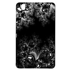 Midnight Frost Fractal Samsung Galaxy Tab Pro 8 4 Hardshell Case by Artist4God