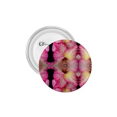 Pink Gladiolus Flowers 1 75  Button by Artist4God