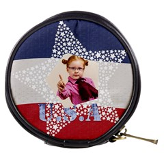 Usa By Joely   Mini Makeup Bag   O3jxfhhy17cl   Www Artscow Com Front