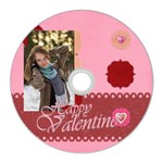 love - CD Wall Clock