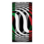Italy Shower Curtain 36  x 72  (Stall)