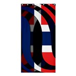 Norway Shower Curtain 36  x 72  (Stall)