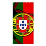 Portugal Shower Curtain 36  x 72  (Stall)