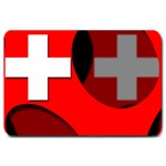 Switzerland Large Doormat