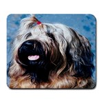 Briard Large Mousepad
