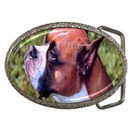 boxer Belt Buckle