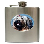 Briard Hip Flask (6 oz)