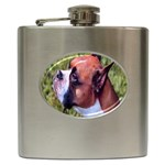 boxer Hip Flask (6 oz)