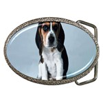 Basset hound puppy Belt Buckle