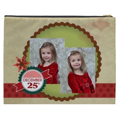 Xmas By Xmas   Cosmetic Bag (xxxl)   Iprx3cmd3i9k   Www Artscow Com Back