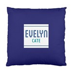 Evelyn pillow - Standard Cushion Case (Two Sides)