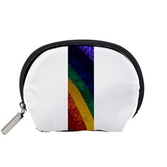 Rainbow Accessory Pouch (small) by Willowofthewoods