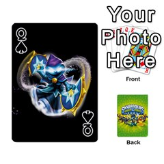 Queen Swap Force Cards By Szakismash   Playing Cards 54 Designs   Ddb5du3i0ymr   Www Artscow Com Front - SpadeQ