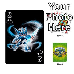Swap Force Cards By Szakismash   Playing Cards 54 Designs   Ddb5du3i0ymr   Www Artscow Com Front - Club2