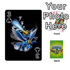 Swap Force Cards By Szakismash   Playing Cards 54 Designs   Ddb5du3i0ymr   Www Artscow Com Front - Club3